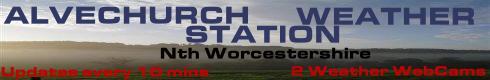 ALVECHURCH WEATHER STATION